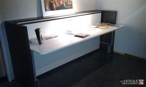 bureau escamotable lit escamotable avec bureau relevable lits escamotables