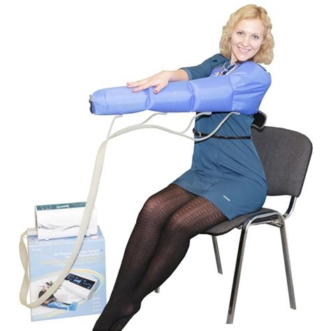 Fda Ce Approved Physical Therapy Equipment For Lymphatic
