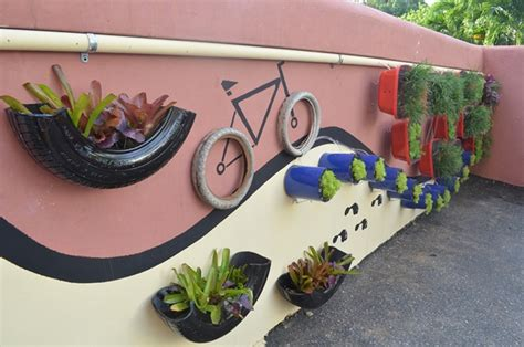 + Garden Junk Ideas-how To Create Garden Art From Junk