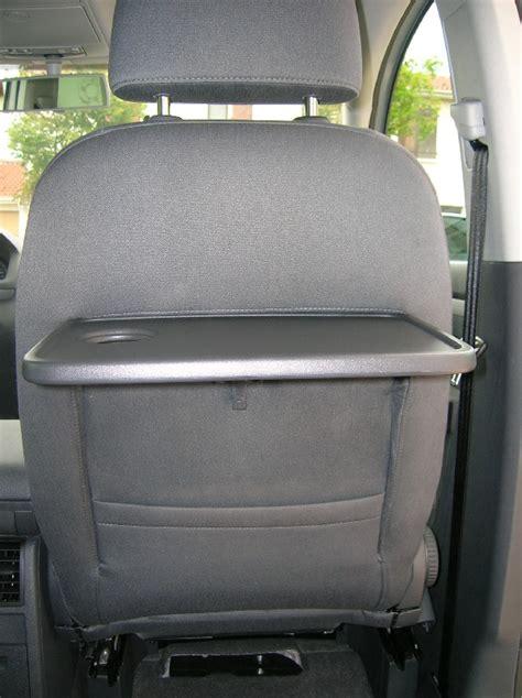 tablette siege auto tablettes dos sièges avant touranpassion