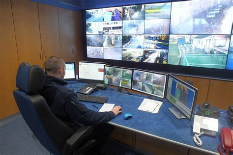 security control room   road campus estates