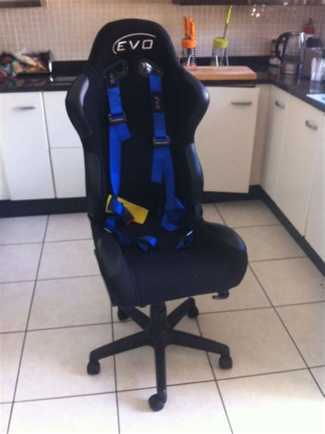 racecar desk chair all