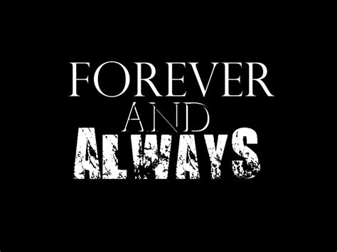 forever and always reverbnation