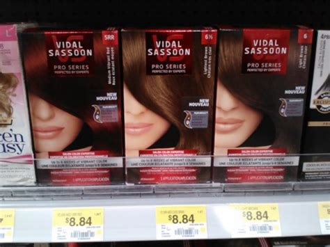 New Coupons For Vidal Sassoon Beauty Products