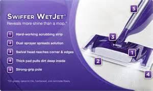 amazon com swiffer wetjet wood floor cleaner solution refill inviting home scent 42 2 fl oz