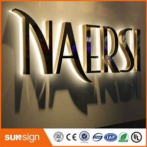 Popular acrylic letters signs buy cheap acrylic letters for Cheap letters for signs