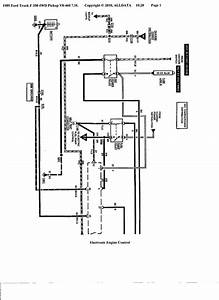 Part Test The Ford Fuel Pump Relay Green F  Ford  Auto Wiring Diagram