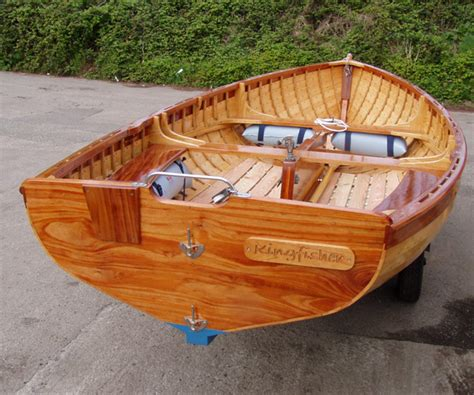 Wooden Dinghy Boat For Sale by Fowey Rivers Wooden Boat Builder