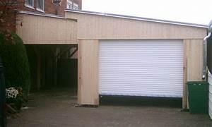 Garage Mit Pultdach : pultdach carports holzgaragen als individueller bausatz ~ Michelbontemps.com Haus und Dekorationen