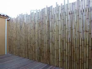 Bambou Pour Haie Brise Vue : bambou en bac brise vue haie brise vue balcon bambou 39 ~ Premium-room.com Idées de Décoration