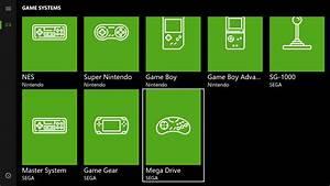 RetriX Otro Emulador Multiplataforma Para Xbox One Y