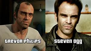 Grand Theft Auto V (GTA 5) - Characters and Voice Actors ...