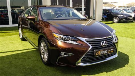 used lexus es used lexus es 350 2016 used cars in dubai