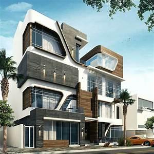 Moderne Design Villa : galerie de mod les de salon marocain et plus villa design facades and villas ~ Sanjose-hotels-ca.com Haus und Dekorationen