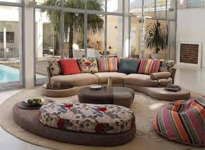 modern livingroom chairs 20 modern living room designs with stylish curved sofas