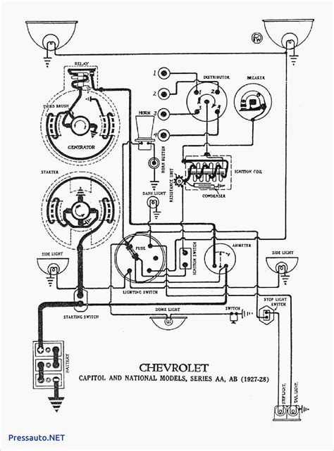 Chevrolet Firing Order Diagram With Wires