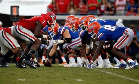 Why Isn't Florida Vs Georgia 'the World's Largest Outdoor