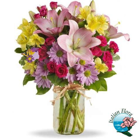 Spedire fiori online, acquisto fiori online, ordinare fiori online. Fiori da inviare per compleanno