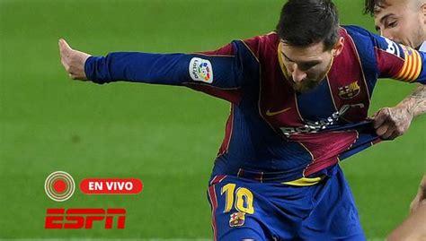 Barcelona Vs Real Madrid En Vivo : El Clasico Barcelona ...