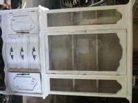 antique shabby chic dresser  sale  grants pass