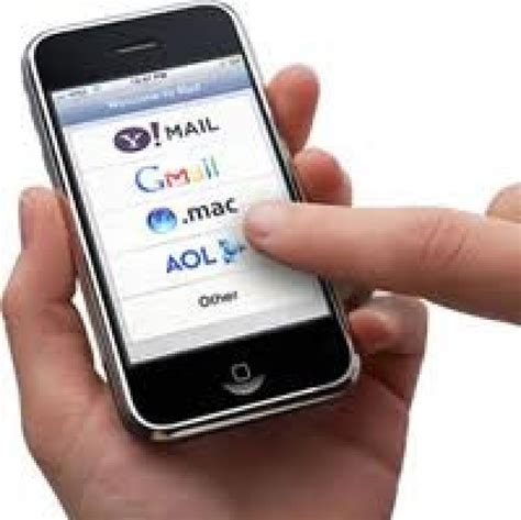 how to setup email on iphone setting up email on iphone