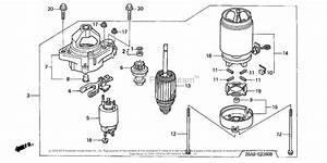 Honda Engines Gxv530 Pxa1 Engine  Jpn  Vin  Gjarm