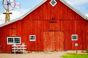 Why Are Old Barns Always Painted Red