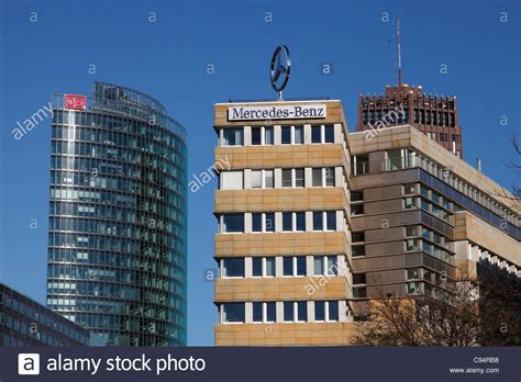 However, the safety systems of our vehicles can't protect our family. Mercedes-Benz und die Deutsche Bahn-Zentrale in Berlin Stockfoto, Bild: 40058796 - Alamy