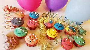 Rezepte Für Geburtstagsfeier : monster muffins f r die halloweenparty quatsch birthdays pinterest monster ~ Frokenaadalensverden.com Haus und Dekorationen