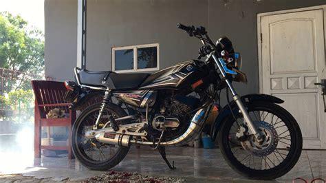 Modif Motor Rx King by Gambar Modifikasi Rx King Sederhana Modifikasi Yamah Nmax