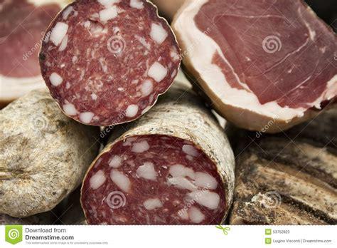 italian cold cuts italian cold cuts stock image image of salami delicatessen 53752823
