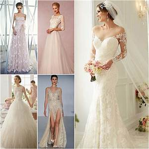 vintage wedding dresses with a modern spin modwedding With classic modern wedding dresses