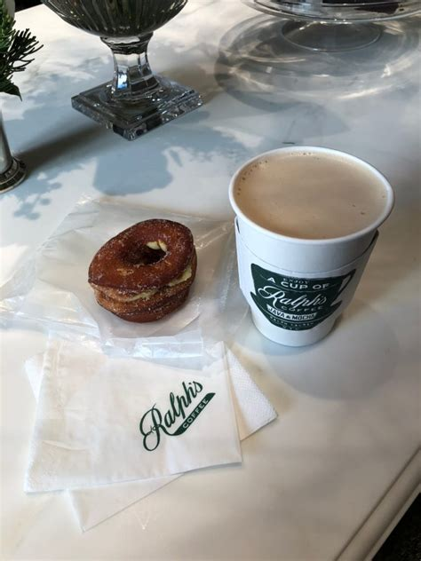 Ralph lauren has opened his first coffee shop, ralph's coffee, on the second floor of the polo ralph lauren flagship store at fifth ave. Habitually Chic® » Ralph's Coffee Now Open Uptown