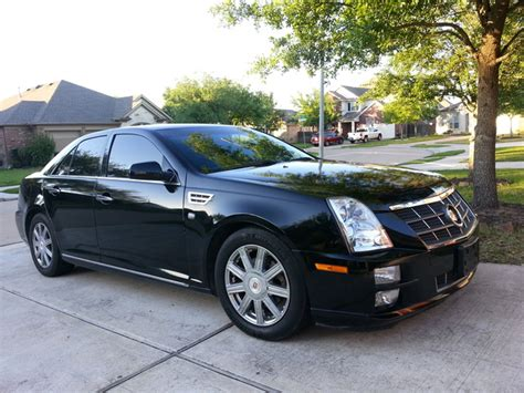 2008 Cadillac Sts Performance