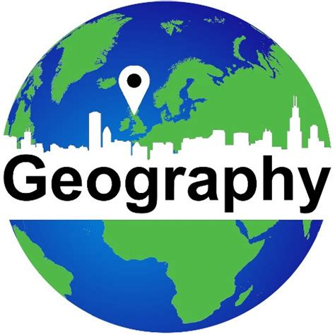 Course Clipart Geography  Pencil And In Color Course