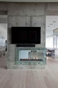 Kamin In Wand : ethanol kamin 10 wundervolle designs in minimalistischem look ~ Michelbontemps.com Haus und Dekorationen