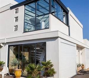 toit en verre veranda veranda toit en verre maison design With toit en verre maison 4 veranda toit terrasse ma veranda