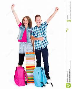 Excited Children Back To School Royalty Free Stock Images ...