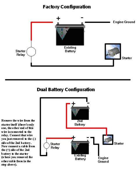 On 24 Volt Battery System Wiring Diagram by How To Wire Up A 24 Volt Starting System On A Sport Bike
