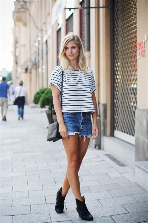 Ways to Wear Boots with Shorts u2013 Glam Radar