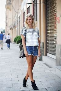 Ways to Wear Boots with Shorts u2013 Glam Radar