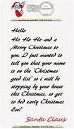 Santa Letter Santa Letter Print A Free Lettter From Santa Easy Free Letters From Santa Customize Your Text And Design And Letter To Santa Free Printable Download Free Dear Santa Letters Dear Santa Letters