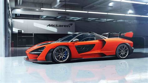 The Mclaren Senna Full Frontal Functionality  The Drive