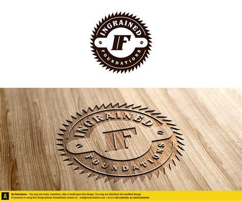 masculine  furniture store logo designs