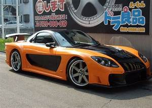 VeilSide RX7 for sale - as Fast and Furious as it gets!