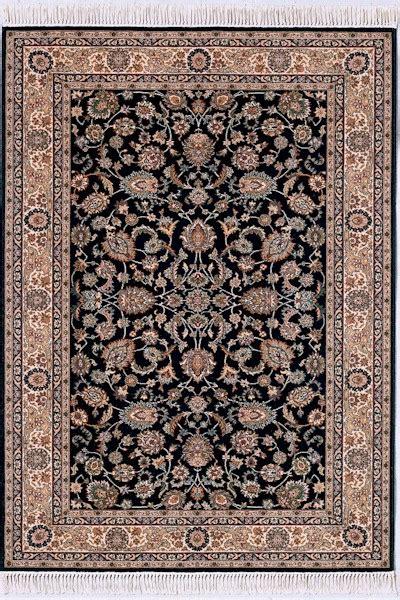 area rugs black couristan kashimar 7223 1898 ispaghan black closeout area rug 1335