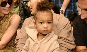 Kim Kardashian and Kanye West's daughter North is a model ...