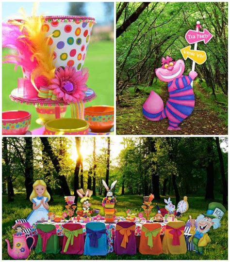 Kara's Party Ideas Alice In Wonderland + Mad Hatter Themed