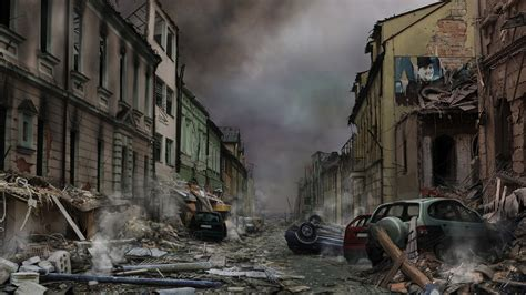 Post Apocalyptic Background Post Apocalyptic Wallpapers Pictures Images