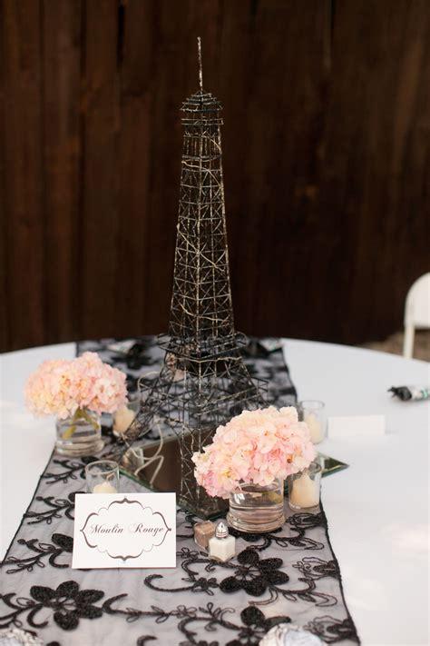 Paris Theme Eiffel Tower Center Pieces Paris Sweet 16